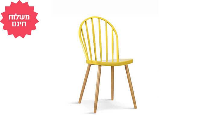 6 כיסא פינת אוכל | משלוח חינם