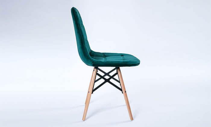 5 כיסא מרופד