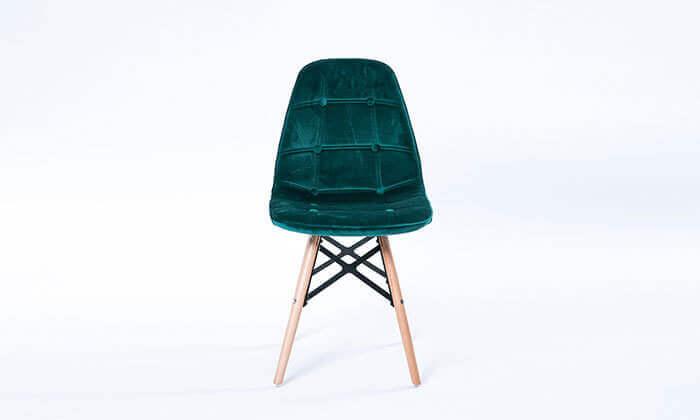 3 כיסא מרופד