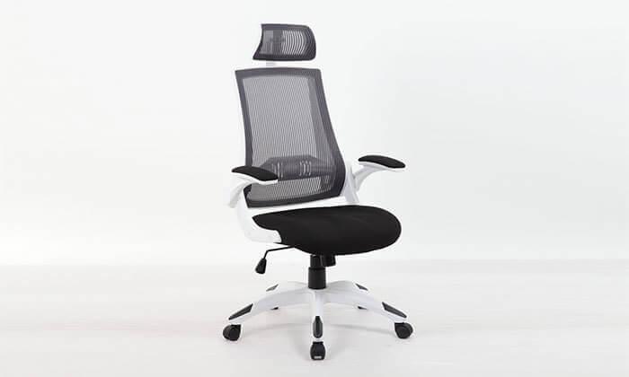10 כיסא מנהלים אורטופדי