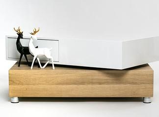 שולחן סלון מסתובב