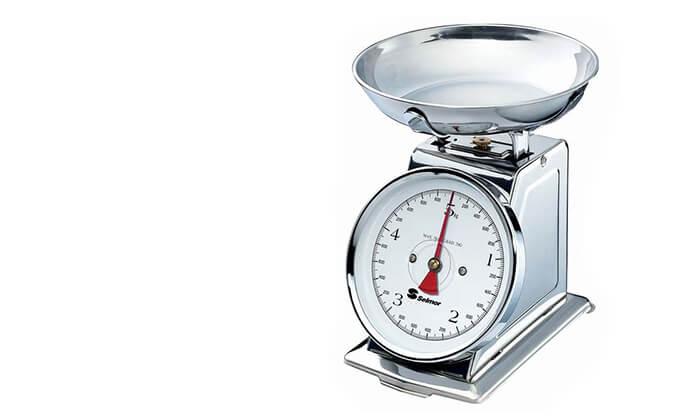 2 משקל מטבח מכני Selmor