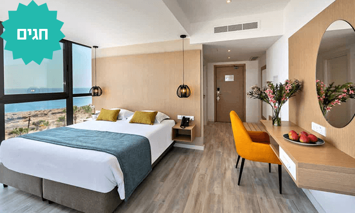 4 למבוגרים בלבד: מלון Leonardo Crystal Cove החדש בקפריסין