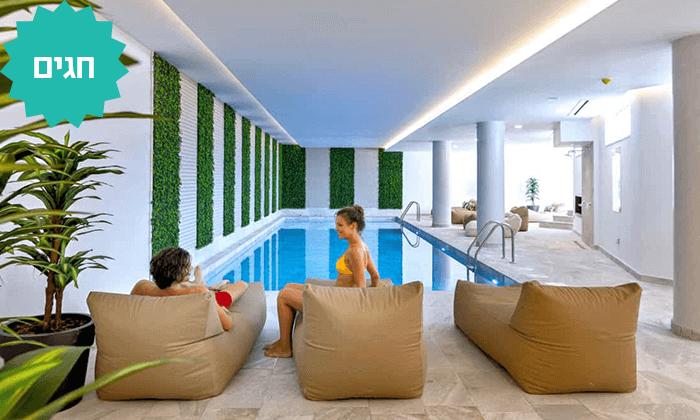 6 למבוגרים בלבד: מלון Leonardo Crystal Cove החדש בקפריסין