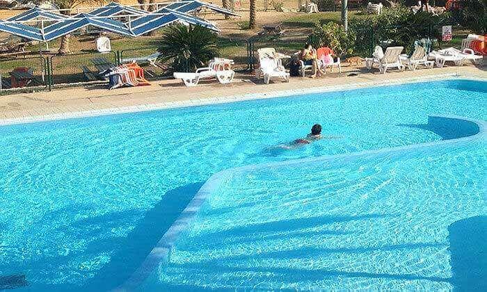 9 יום כיף ב-Sea of Spa חמי עין גדי, ים המלח