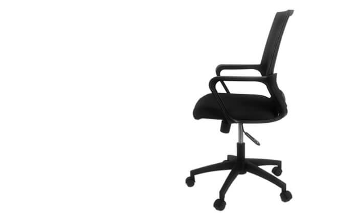 6 כסא אורתופדי למשרד