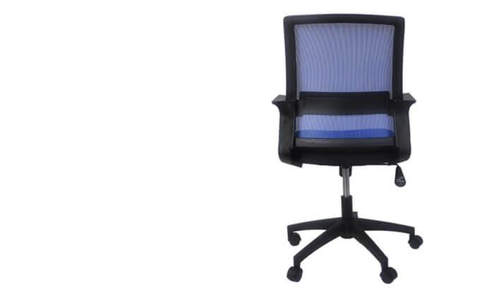 7 כסא אורתופדי למשרד