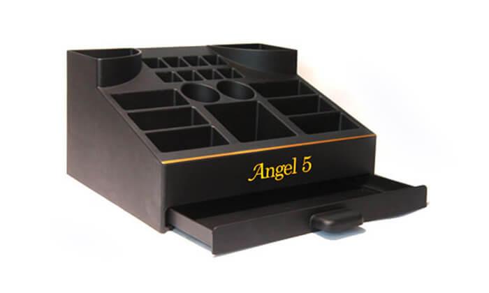 3 ארגונית איפור מבית Angel 5