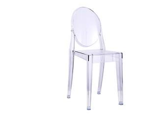 כיסא אוכל שקוף