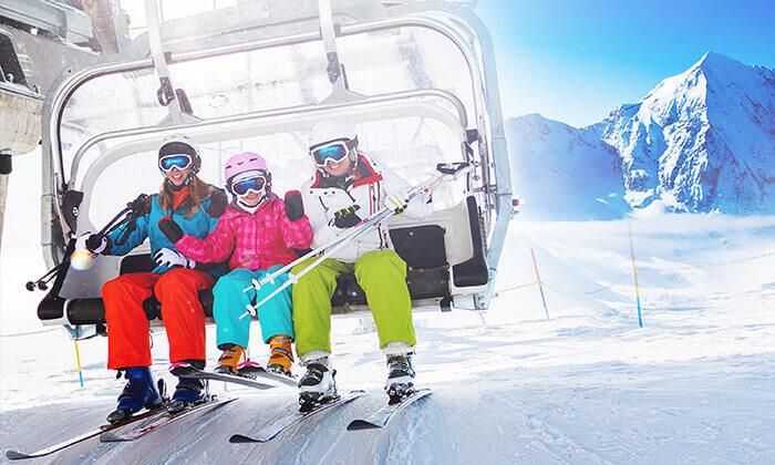 2 חבילת סקי בבנסקו - מלון Perun & Platinum Casino