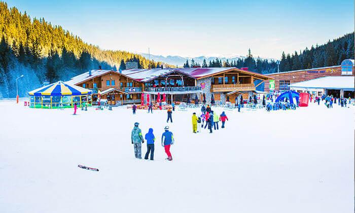 3 חבילת סקי בבנסקו - מלון Perun & Platinum Casino