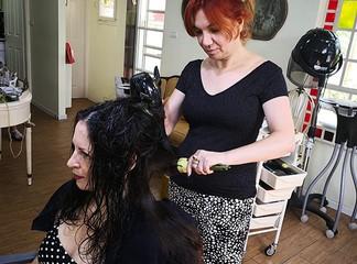 טיפולי שיער מספרת ספוסה בלה