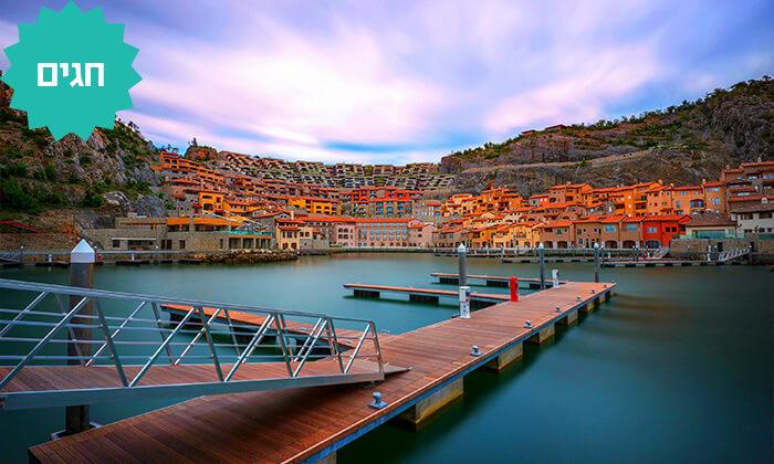 7 טיול מאורגן - קרואטיה, סלובניה, אוסטריה ואיטליה, כולל חגים