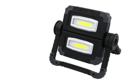 פנס הצפה LED נטען 2X10W