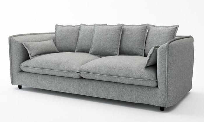 6 ספה תלת-מושבית ADAM