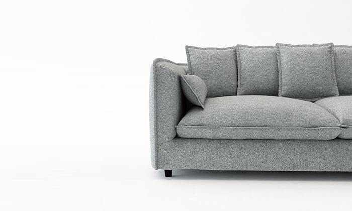 7 ספה תלת-מושבית ADAM