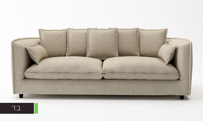 3 ספה תלת-מושבית ADAM