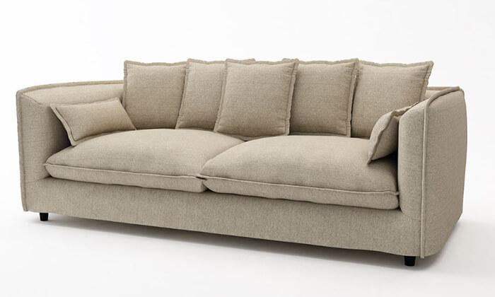 5 ספה תלת-מושבית ADAM