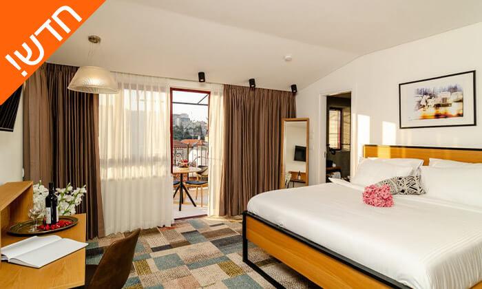 """10 מלון בוטיק Biazi - חבילה רומנטית לאירוע מיוחד, כולל סופ""""ש"""