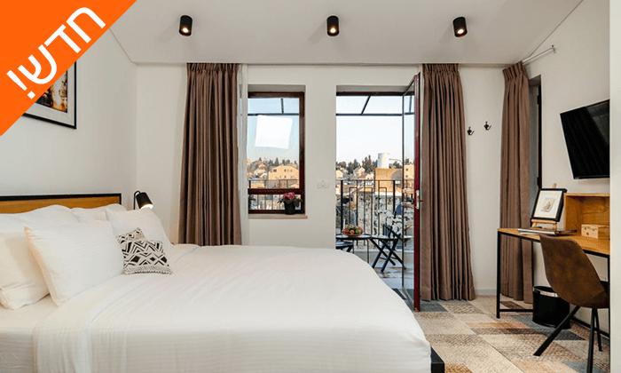 """3 מלון בוטיק Biazi - חבילה רומנטית לאירוע מיוחד, כולל סופ""""ש"""