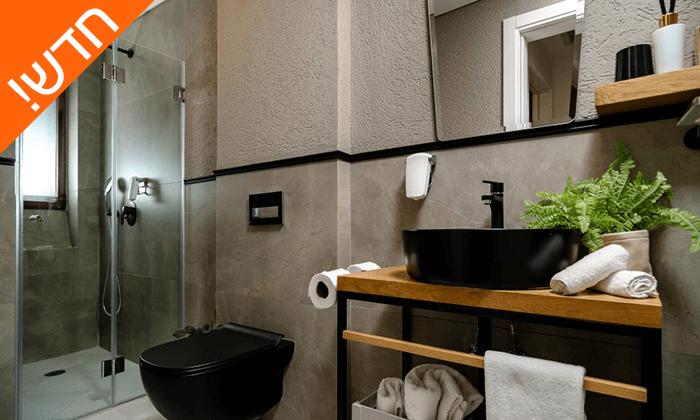 """7 מלון בוטיק Biazi - חבילה רומנטית לאירוע מיוחד, כולל סופ""""ש"""