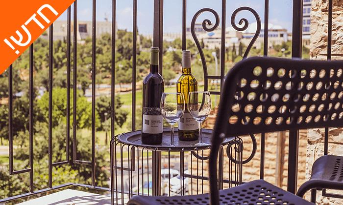 """4 מלון בוטיק Biazi - חבילה רומנטית לאירוע מיוחד, כולל סופ""""ש"""