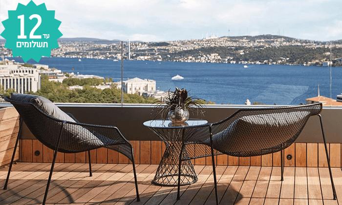 5 חבילת נופש באיסטנבול - מלון Gezi Bosphorus