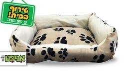 מיטה לכלב ב-3 גדלים לבחירה