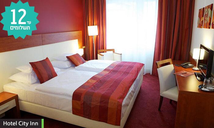6 חבילת נופש לבודפשט - מלון City Inn
