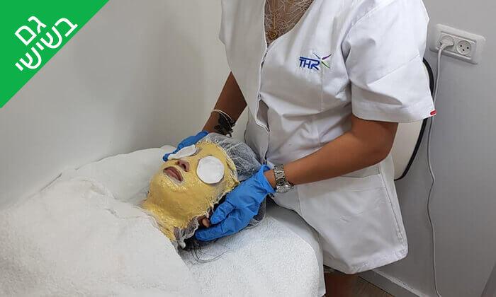 2 טיפולי פנים בקליניקת L'beauty, ראשון לציון