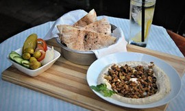 ארוחה זוגית טבעונית ב-ALF