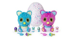 בובת פרווה האצ'ימלס HATCHIMALS