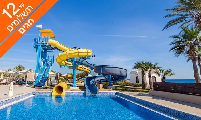 5 קפריסין 5 כוכבים - מלון Adams Beach, כולל חגים