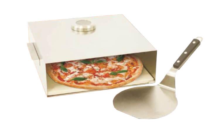 4 טאבון לאפיית פיצה