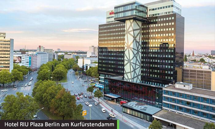 3 חופשה בברלין - כולל סיור מתנה ומלון לבחירה