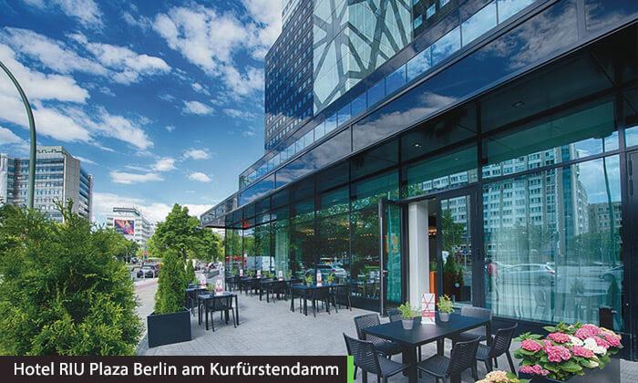 4 חופשה בברלין - כולל סיור מתנה ומלון לבחירה