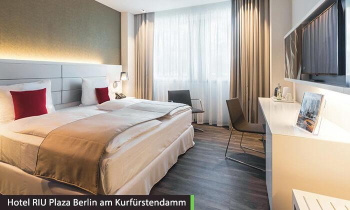 6 חופשה בברלין - כולל סיור מתנה ומלון לבחירה