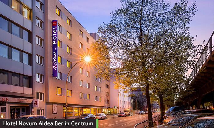 7 חופשה בברלין - כולל סיור מתנה ומלון לבחירה