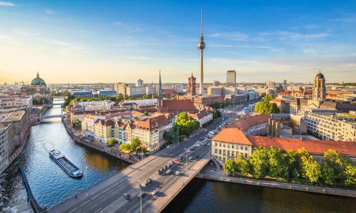 2 חופשה בברלין - כולל סיור מתנה ומלון לבחירה