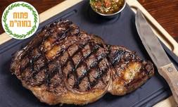 ארוחת בשרים זוגית ברשת רק בשר