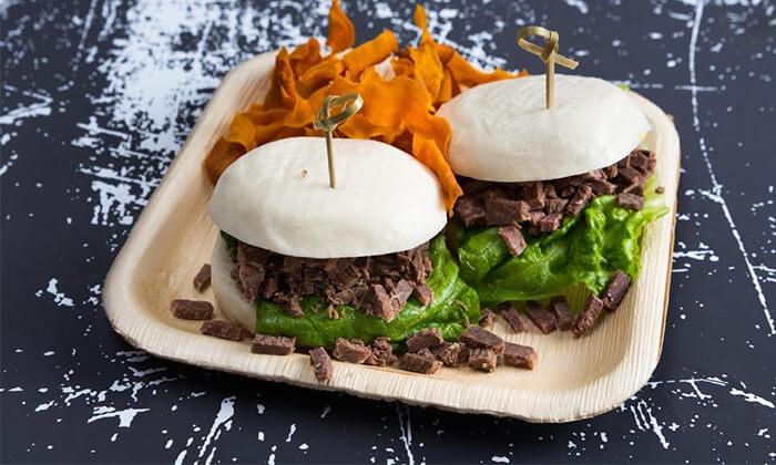 2 ארוחה זוגית במסעדת נגיסה הכשרה, כיכר המדינה תל אביב