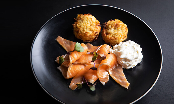3 מסעדת באבא יאגה בתל אביב - ארוחת צהריים זוגית