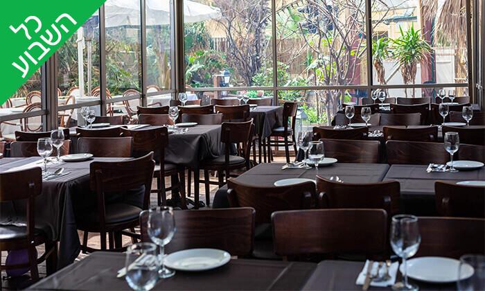 7 מסעדת באבא יאגה בתל אביב - ארוחה זוגית