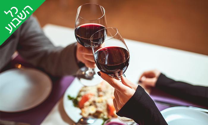 4 מסעדת באבא יאגה בתל אביב - ארוחה זוגית
