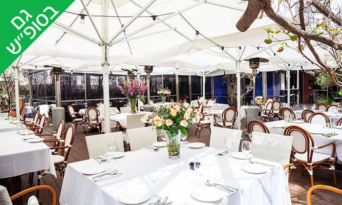 5 מסעדת באבא יאגה בתל אביב - ארוחה זוגית צמחונית