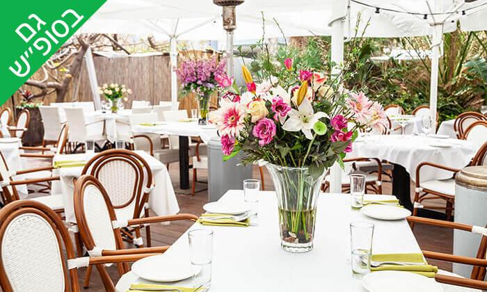 8 מסעדת באבא יאגה בתל אביב - ארוחה זוגית צמחונית