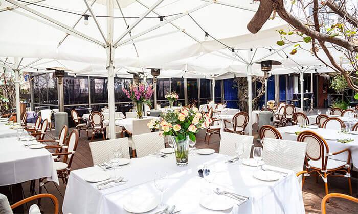 4 ארוחה זוגית צמחונית במסעדת באבא יאגה, תל אביב