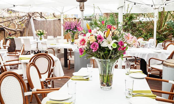 8 ארוחה זוגית במסעדת באבא יאגה, תל אביב