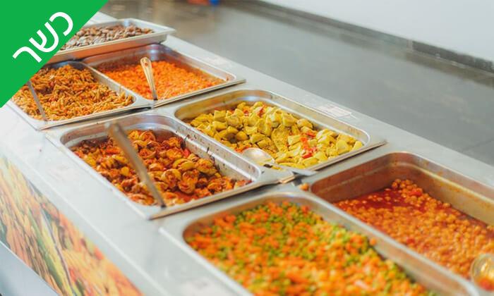 4 אוכל מוכן וכשר לשישי שבת מאולמי אגמים, באר שבע