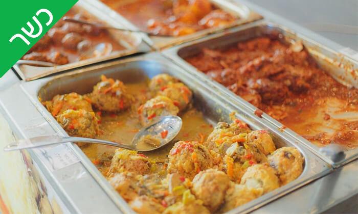 6 אוכל מוכן וכשר לשישי שבת מאולמי אגמים, באר שבע